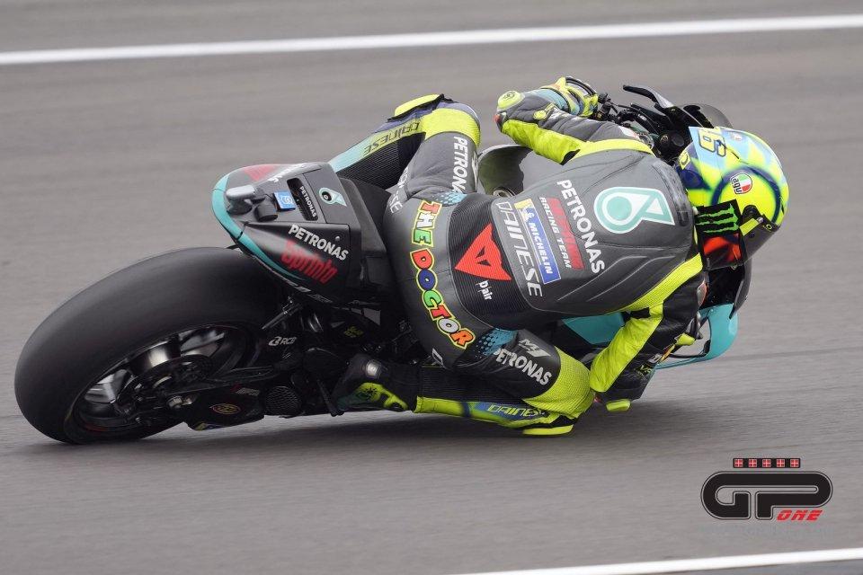 MotoGP: GP of Silverstone - qualifying