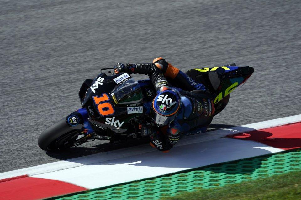 """MotoGP: Marini: """"Mi piacerebbe un GP 'Flag to Flag', a Le Mans mi sono divertito"""""""
