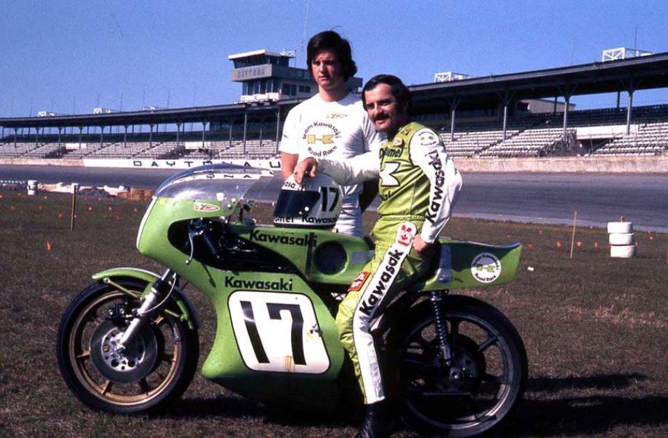 News: Addio a Yvon DuHamel, per tutti 'Superfrog', mito della Kawasaki