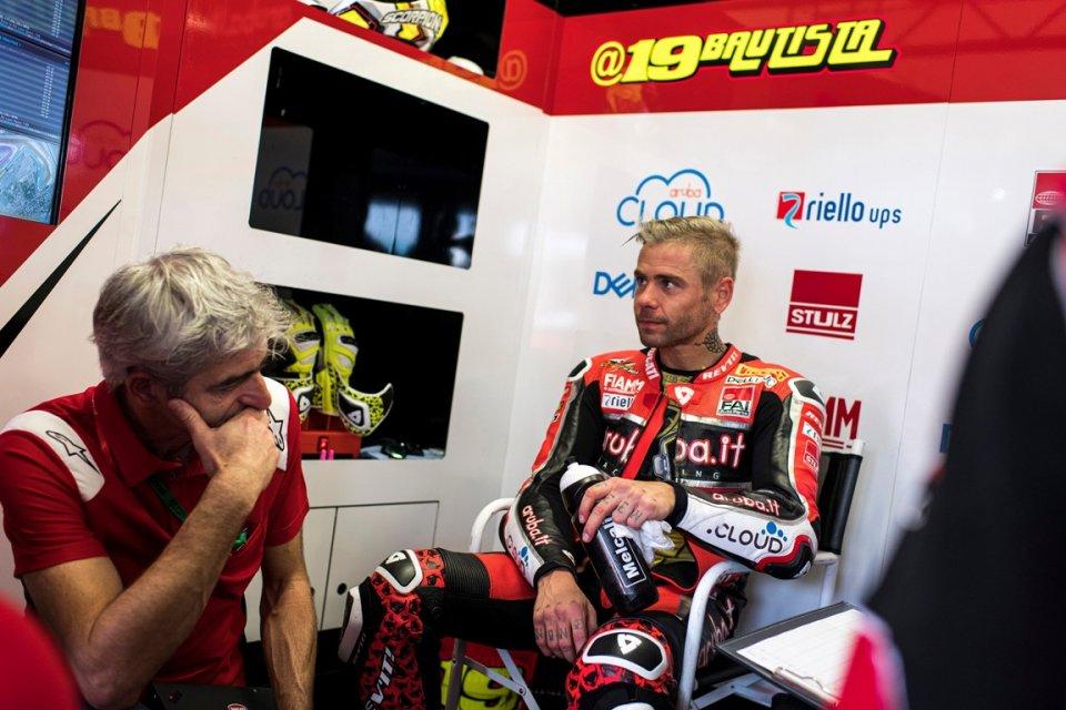 SBK: Gigi Dall'Igna vuole riportare Alvaro Bautista in Ducati