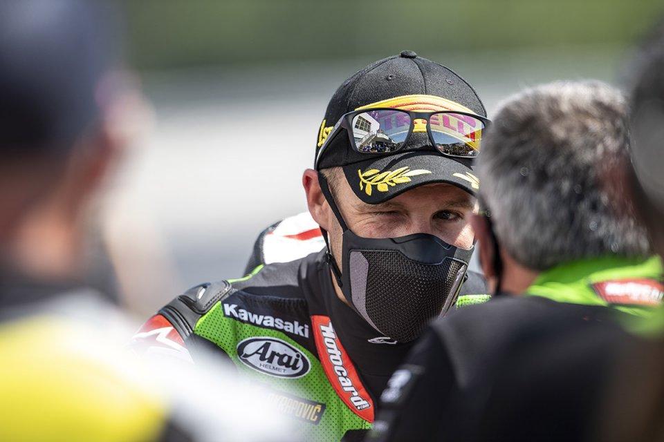 """SBK: Rea: """"sono frustrato, ho bussato alla MotoGP, ma non hanno mai aperto"""""""