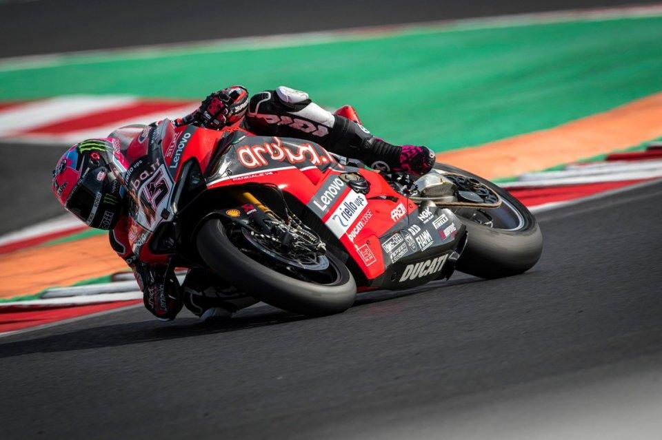 SBK: Redding e la Ducati ritrovano la vittoria in Gara 2 a Most, 2° Razgatlioglu