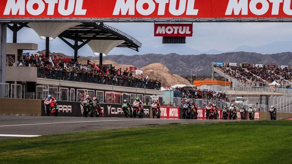 SBK: ULTIM'ORA - Dorna vuole provare a far correre la Superbike in Argentina