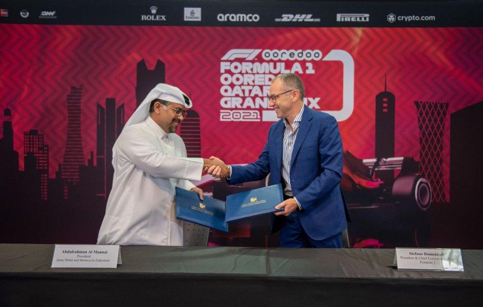 Auto - News: Il magico circuito di Losail in Qatar ospiterà il 20° GP di F1 nel 2021