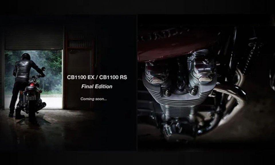 Moto - News: Honda CB1100 FInal Edition: destino segnato per le maxi-classiche di Tokyo?