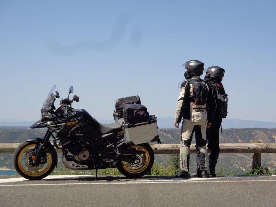 Playtime - Viaggi: Mototurismo: le Gole del Verdon, sui canyon in moto