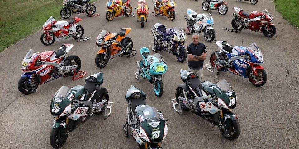 Moto - News: Usato per pochi: oltre 20 MotoGP e Moto3 vanno all'asta