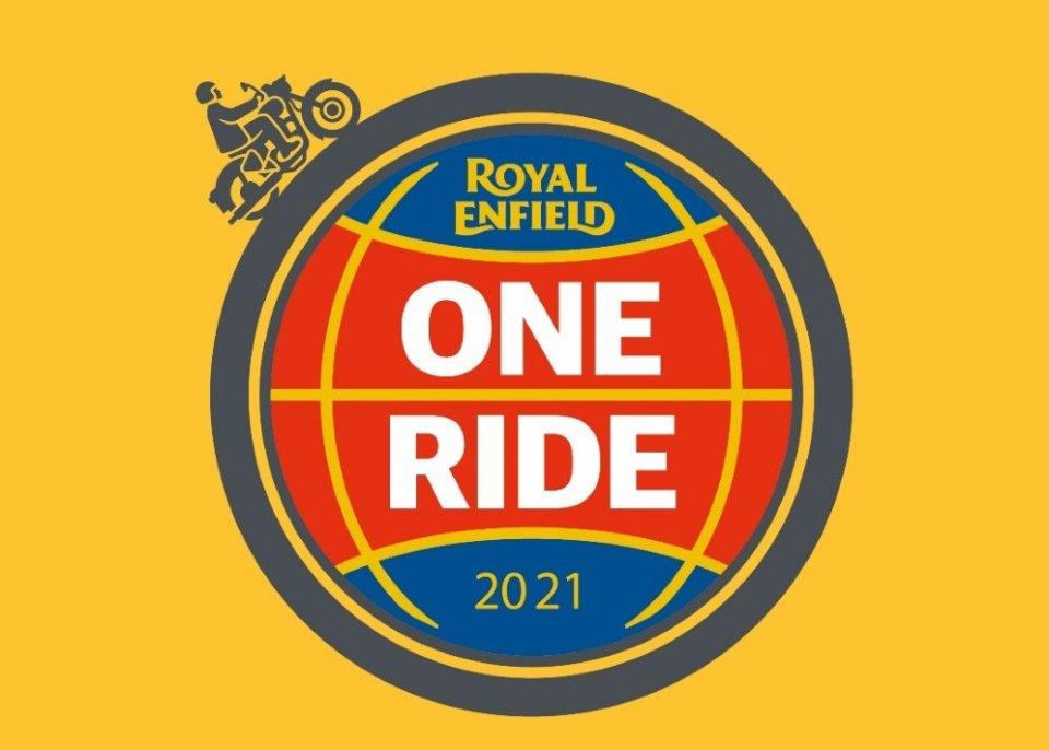 """Moto - News: Royal Enfield One Ride 2021: il raduno """"diffuso"""" in tutta Europa"""