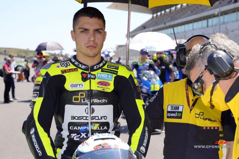 Moto2: Speed Up e Yari Montella si separano con effetto immediato