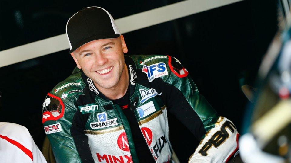 Moto3: Michael Laverty in Moto3 con un team per i giovani piloti britannici