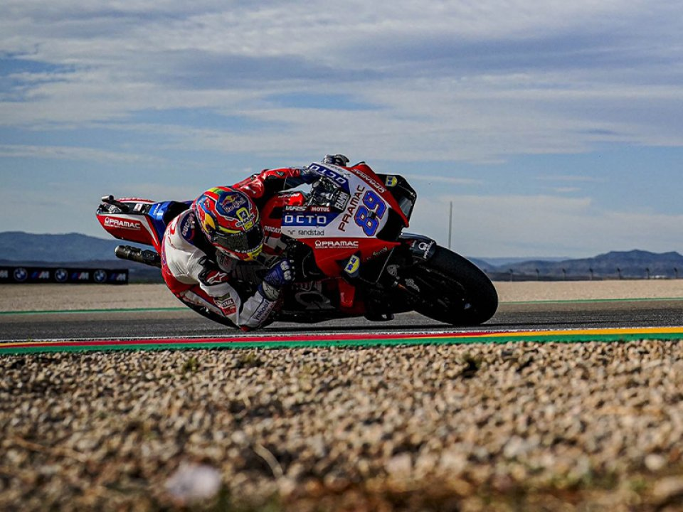 """MotoGP: Martin: """"If you don't push, they'll eat you: starting near Marquez won't affect me"""""""