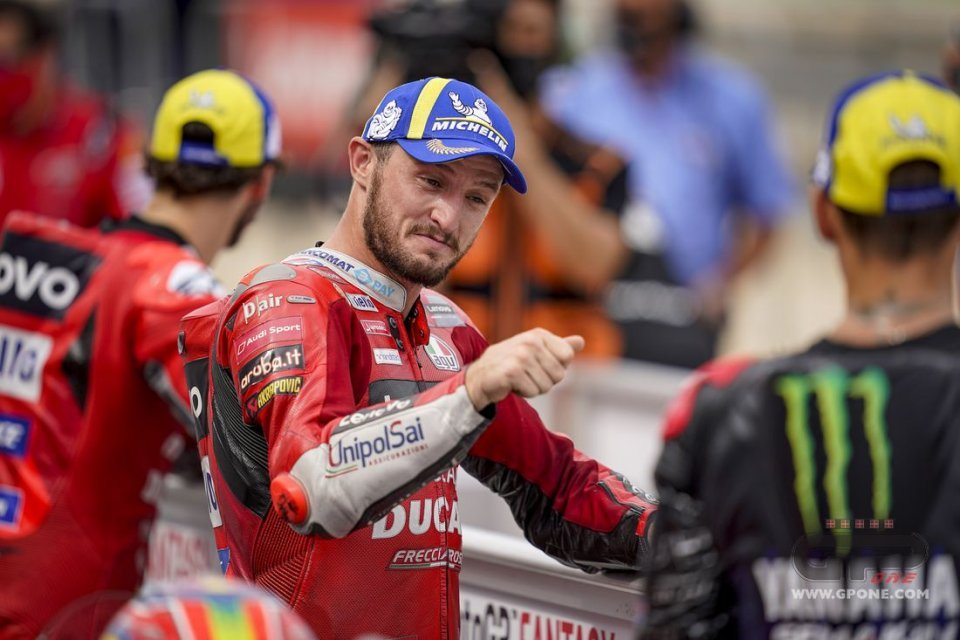 """MotoGP: Miller: """"Changes to the bike just to make the mechanics earn their pay"""""""