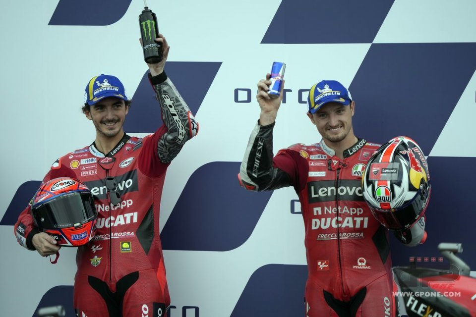 MotoGP: Miller says he is prepared to 'play blocker' to help Bagnaia win