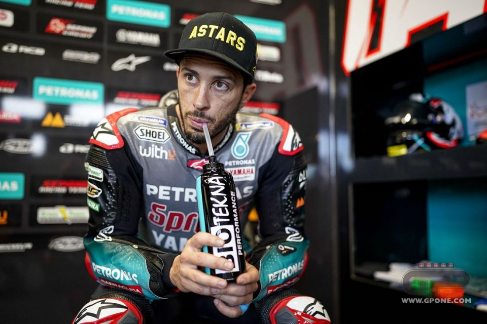 MotoGP: Dovizioso reckons that riding the Yamaha instinctively doesn't work