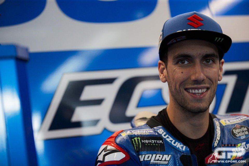 """MotoGP: Rins: """"It's impossible for all Michelin tires to be the same"""""""