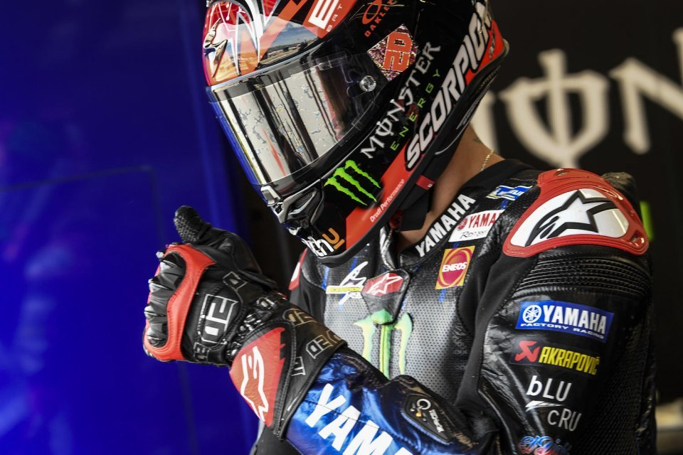 "MotoGP: Quartararo: ""Let's hope Dovizioso can give us some good advice"""