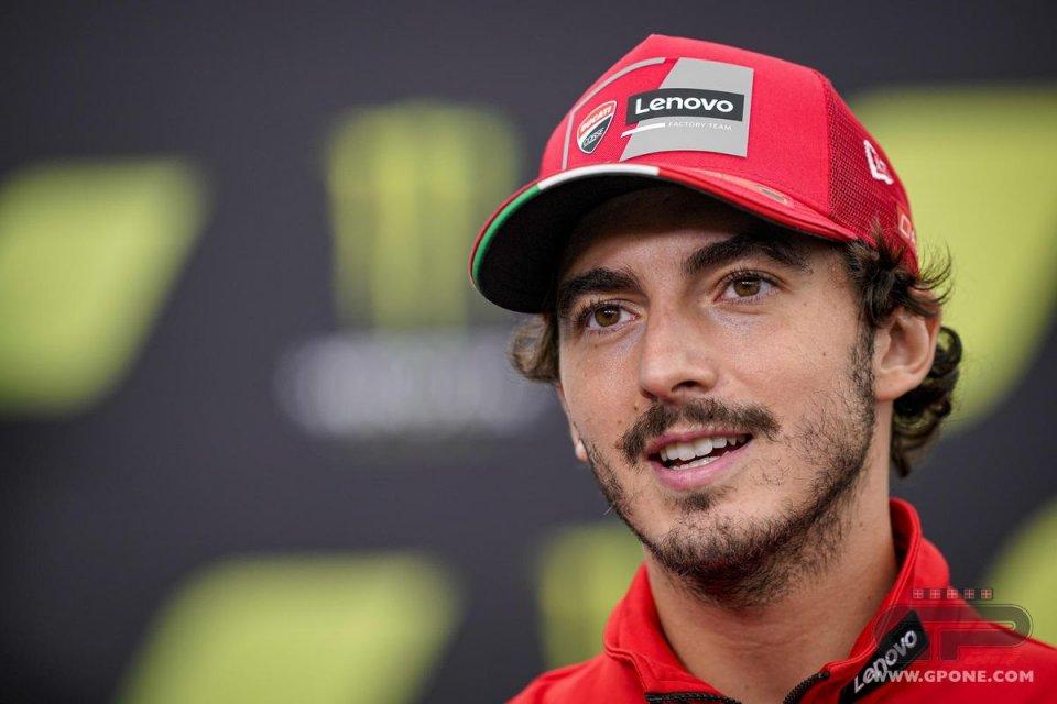 "MotoGP: Bagnaia: ""Mi alleno con la Panigale per essere pronto con la Desmosedici"""