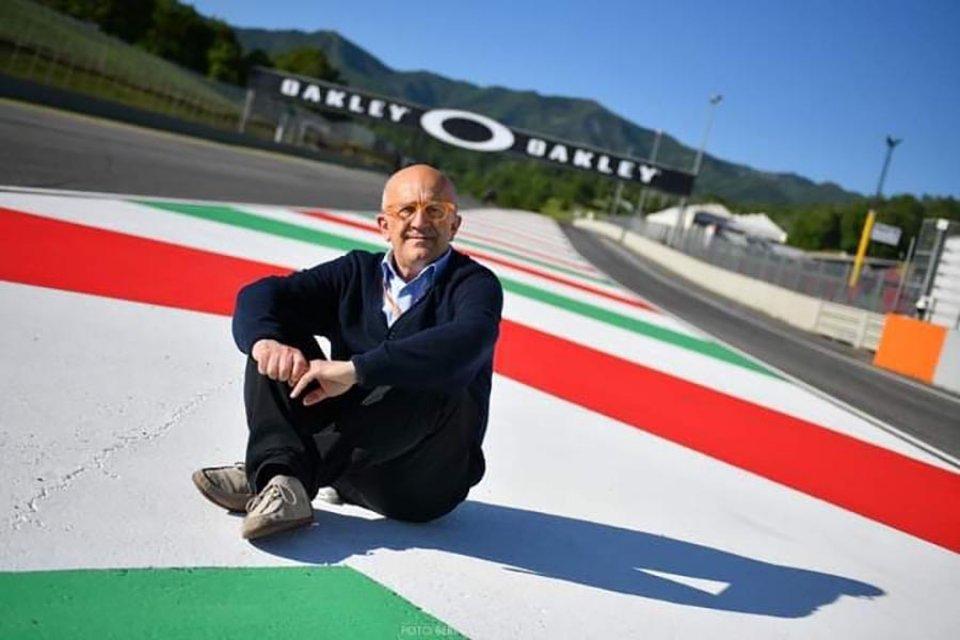 MotoGP: Addio a Riccardo Benvenuti, mitico capo ufficio stampa del Mugello
