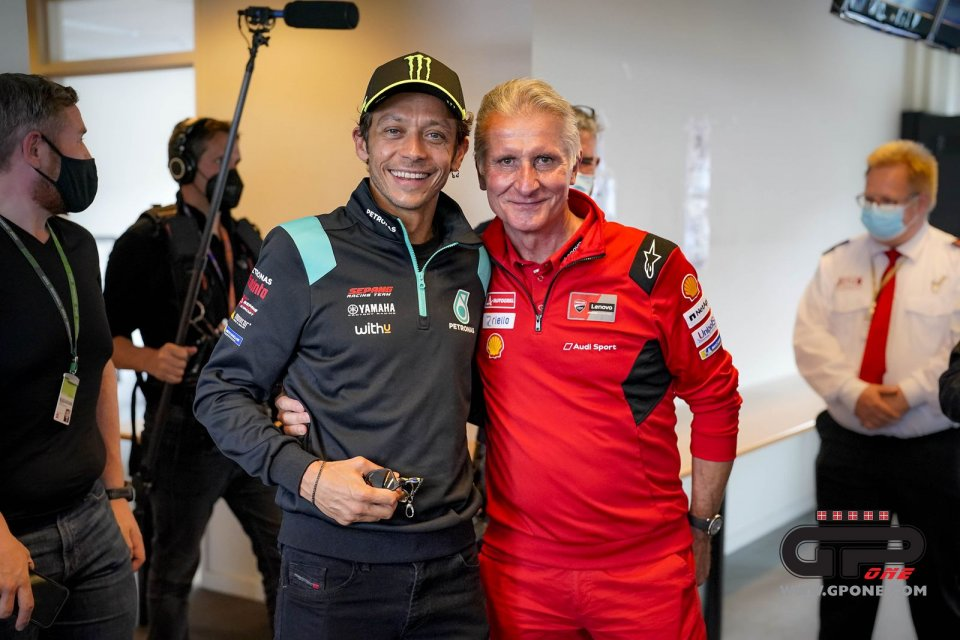 """MotoGP: Ciabatti: """"I hope that in the future the grandstands will turn from yellow to red"""""""