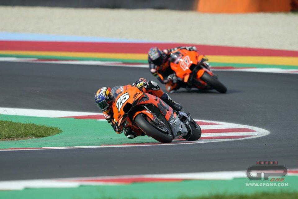 "MotoGP: Gardner e Fernandez: ""guidare una MotoGP è qualcosa di incredibile"""