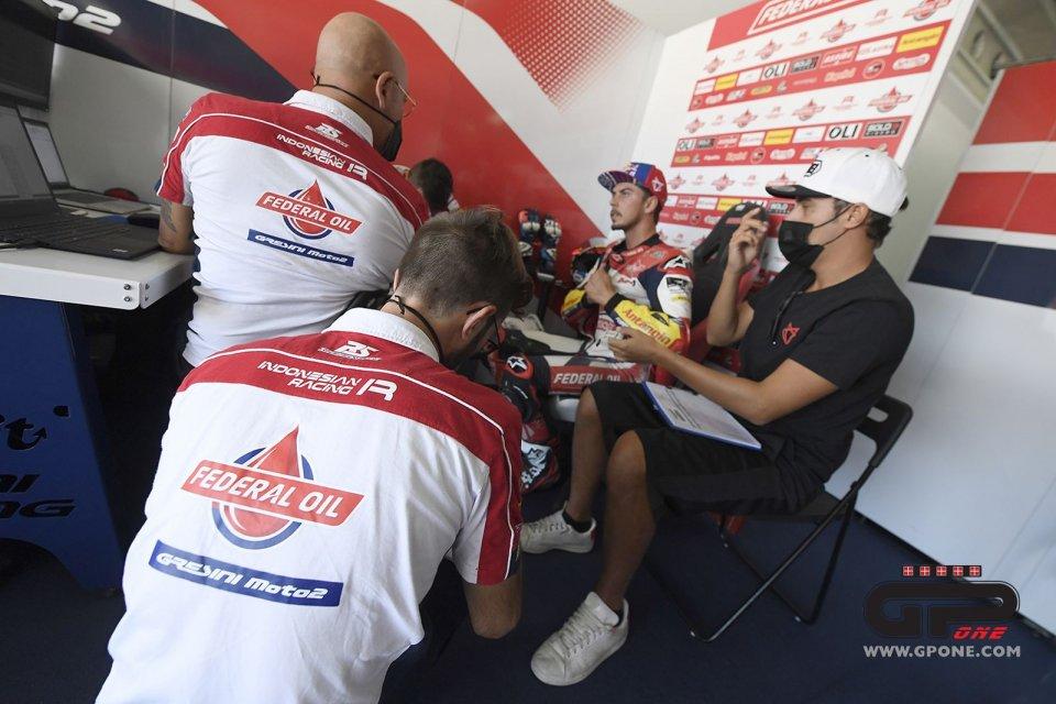 MotoGP: Il team Gresini rischia di perdere il title sponsor, contatti con Leopard