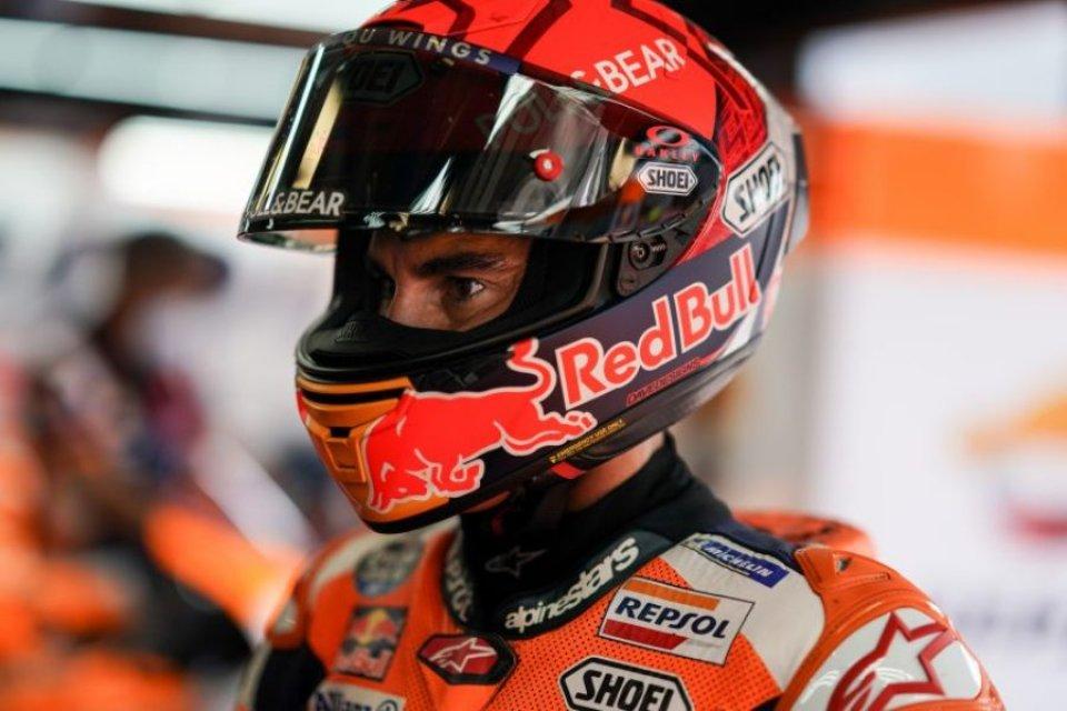 """MotoGP: Marquez: """"La storia di Doohan mi ha aiutato e tranquillizzato"""""""