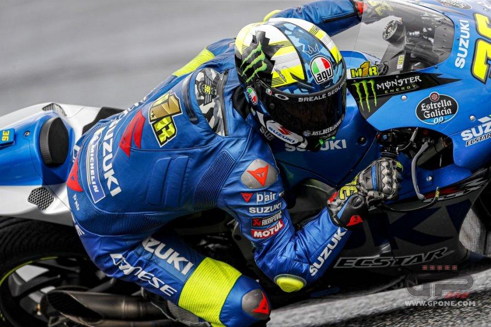 """MotoGP: Joan Mir: """"Sul bagnato il Red Bull Ring è pericoloso, specie la curva 3"""""""