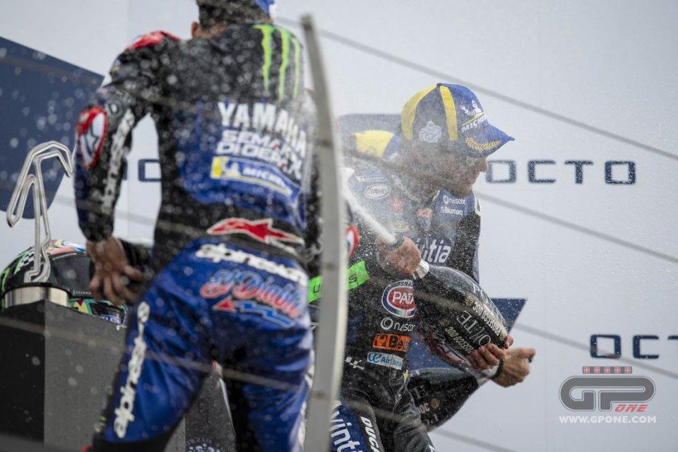 """MotoGP: Bastianini: """"Oggi la bestia ce l'avevo dentro! se fossi partito più avanti..."""""""