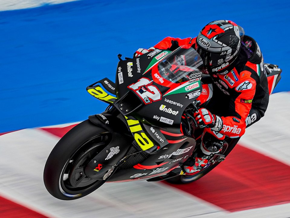 """MotoGP: Viñales: """"Devo essere in crisi in pista per vedere dove migliorare"""""""