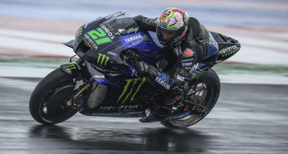 """MotoGP: Morbidelli: """"Indimenticabile esordire a Misano con questi colori"""""""