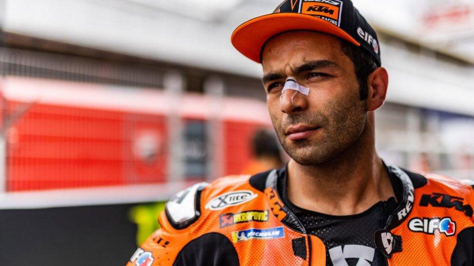 "MotoGP: Petrucci: ""In SBK nessuna proposta concreta, farò la Dakar con KTM"""