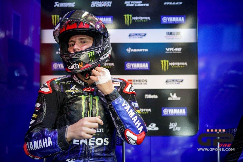 "MotoGP: Fabio Quartararo: ""Aragon is the worst track on the calendar for me"""