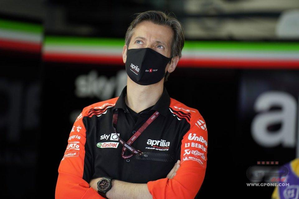 """MotoGP: Rivola: """"Arrivavo dalla F1 e la MotoGP mi ha accolto con scetticismo"""""""