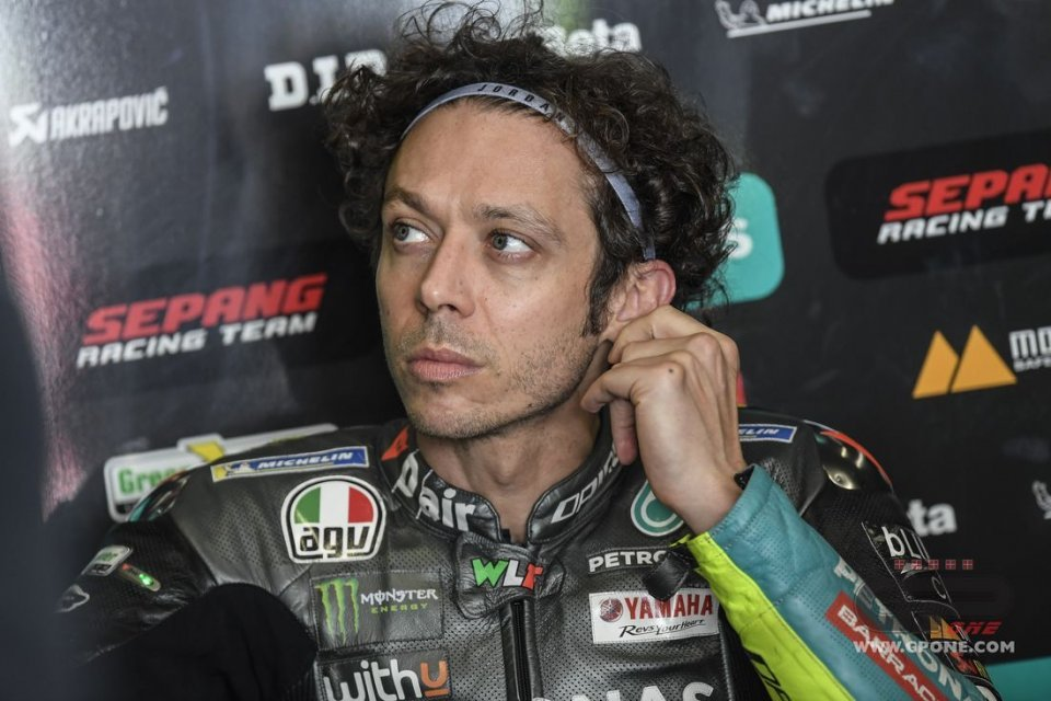 MotoGP: Tanal takes more time, but Rossi reassures that the team will be made