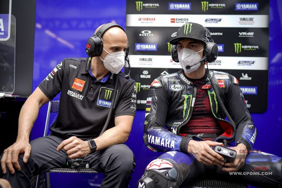 MotoGP: Esteban Garcia, Viñales' former crew chief, switches to KTM with Tech3