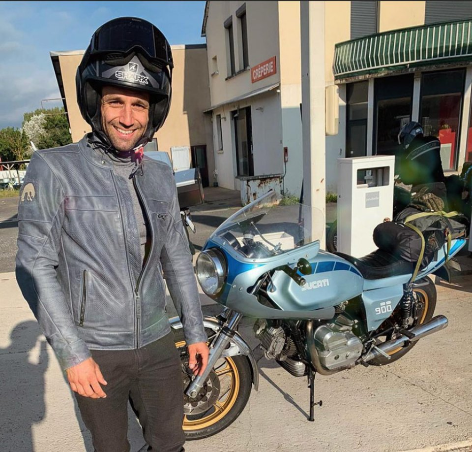 MotoGP: Time travel for Zarco: heading to Aragon on a Ducati Darmah 900