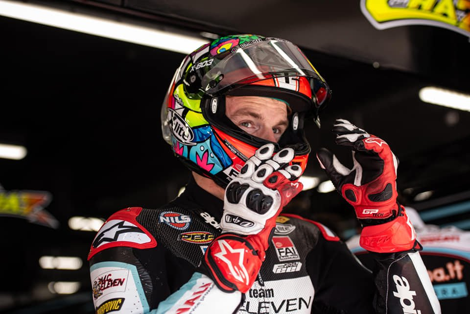 SBK: Chaz Davies verso l'addio a Ducati? Honda lo tenta per il dopo Bautista