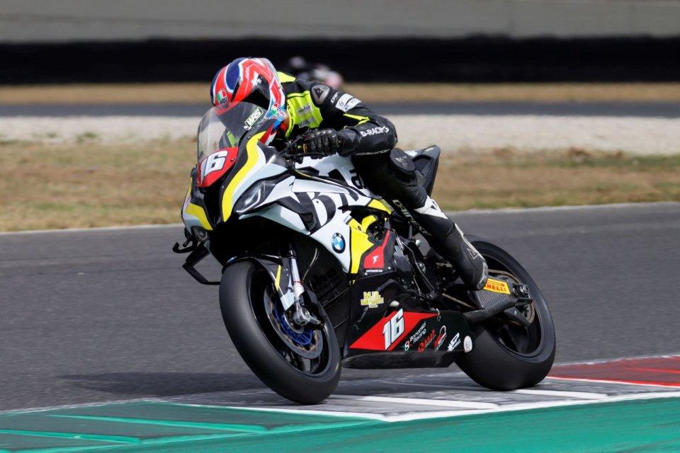 SBK: Gabriele Ruiu wild card con B-Max Racing Team a Portimao