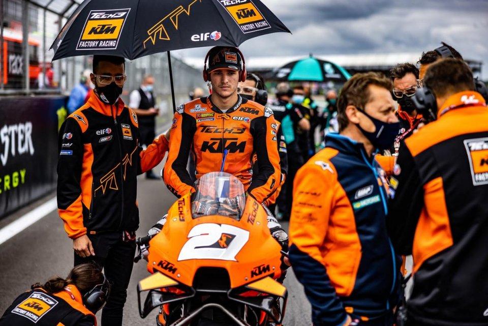 SBK: Iker Lecuona a un passo dalla firma con Honda in Superbike