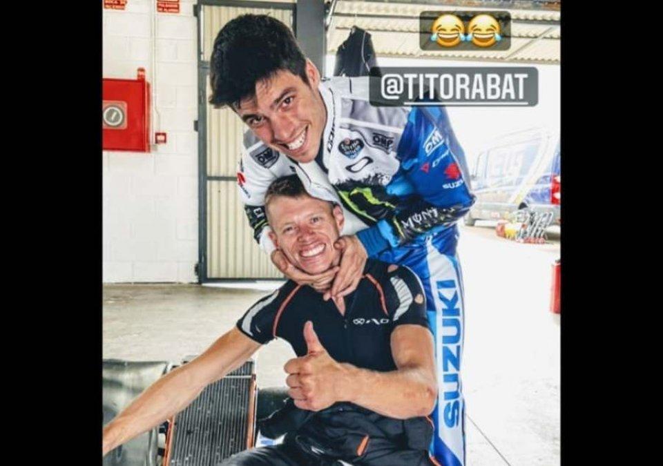 SBK: Rabat riparte dai kart con Mir dopo l'addio alla Superbike
