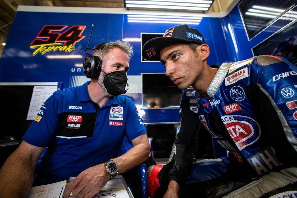"""SBK: Toprak: """"Jarvis mi ha parlato della MotoGP, dopo il 2022 vedremo cosa fare"""""""