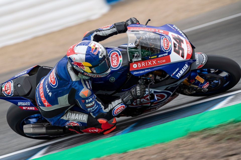 SBK: Toprak sorprende tutti: beffa la Kawasaki e si prende la pole a Jerez
