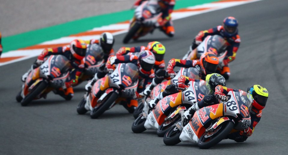 Moto - News: Part 2 - The Factory of Champions: all the paths to follow on 'Road to MotoGP'