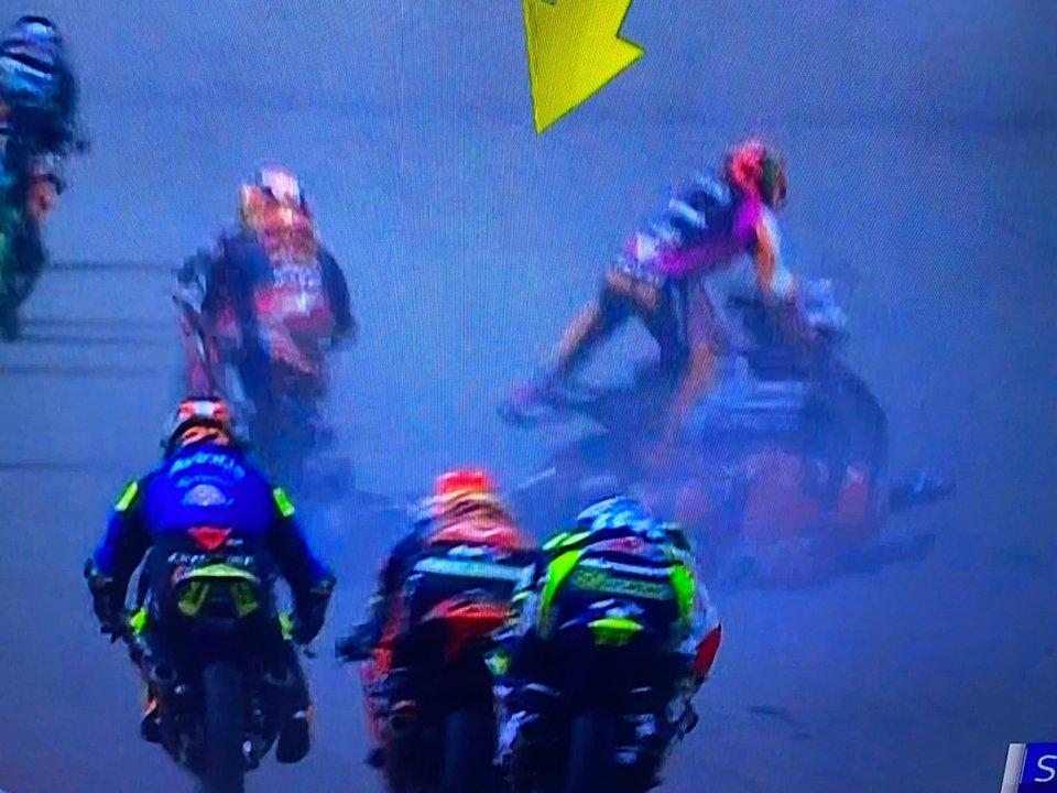 Moto3: Moto3, Paura per Migno, Alcoba e Acosta, ad Austin vince Guevara
