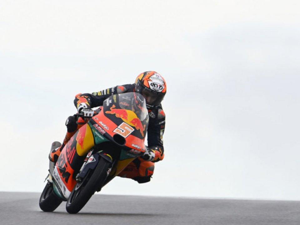 Moto3: Moto3, ad Austin Masia beffa Foggia per la pole. Acosta 15°