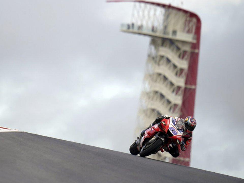 """MotoGP: Martin: """"Buche incredibili, sembra una pista da motocross"""""""