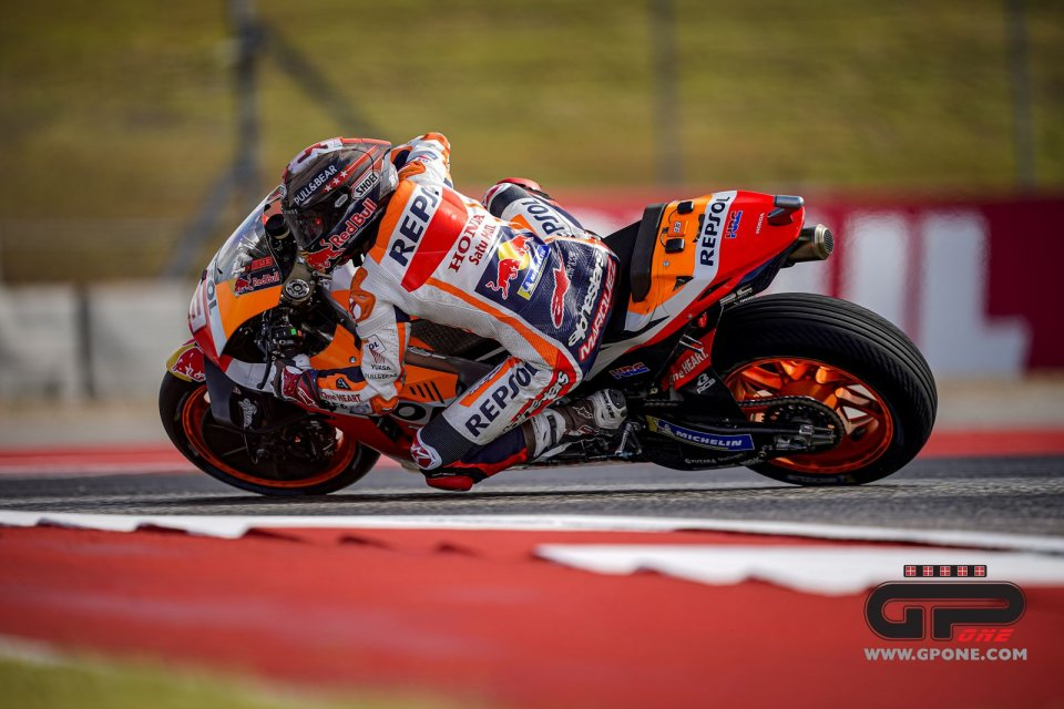"""MotoGP: Marquez: """"in questa pista soffro in tre curve, a Misano andavo in tre curve"""""""