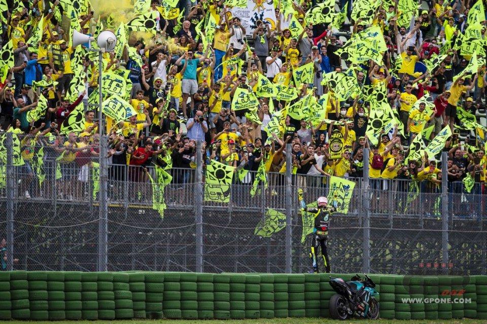 MotoGP: Per il secondo Gran Premio di Misano 10.000 posti in più al giorno