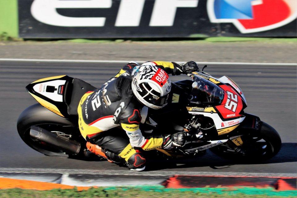SBK: Delbianco da record nella QP2 del CIV Superbike a Vallelunga