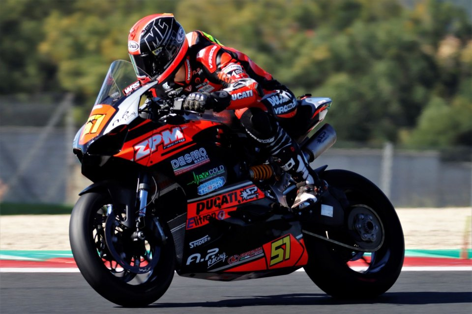 """SBK: Ciprietti: """"Non dividiamo le classifiche, Ducati 955 e 600 si equivalgono"""""""
